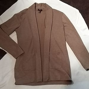 Forever 21,  tan colored jacket. Size medium